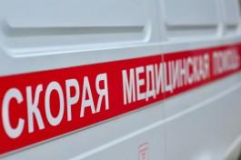 На улице Аксакова в Калининграде под колёса автомобиля попала восьмилетняя девочка
