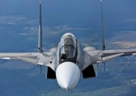 Балтфлот получил ещё два новейших истребителя Су-30 СМ