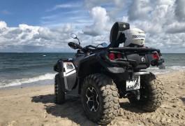 «Безопасный город» будет следить за выездом квадроциклов на пляжи Калининградской области