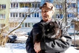 «Васька-спаситель»: как хозяин знаменитого кота Лёвы вышел из депрессии после смерти любимца