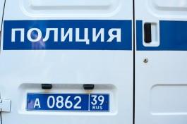 Полицейские задержали водителя, который под Гусевом задавил лежавшего на дороге мужчину и скрылся