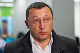 Корытный: В апреле и мае пассажиропоток аэропорта «Храброво» рухнул на 92%