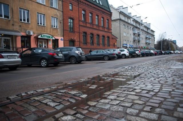 Часть улицы Багратиона в Калининграде перекроют на три недели