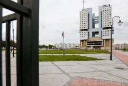 На месте Дома Советов построят бизнес-центр, два отеля и Дом правительства