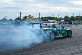«Дым из-под колёс»: в Калининграде прошли соревнования по дрифту