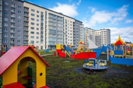 Черномаз: Калининградским застройщикам хватит газа, чтобы сдать минимум 1,5 млн квадратных метров жилья