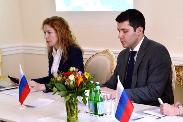 Компания БМВ хочет продолжать сотрудничество сКалининградской областью