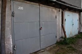 Власти задумались о переносе гаражных обществ из центра Калининграда