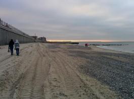 «Балтберегозащита»: В Зеленоградске наблюдается прирост пляжа