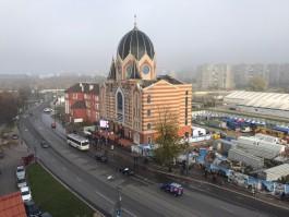 На острове Октябрьском в Калининграде открыли синагогу