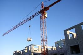 В Калининградской области за год построили более 1600 домов