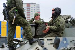 Минобороны планирует усилить сухопутную группировку в Калининградской области