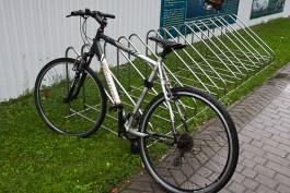 Полицейские задержали похитителя велосипедов в Калининграде