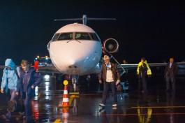 В самолёте Иркутск — Москва избили польского дипломата