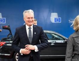 «Миролюбивая страна»: президент Литвы назвал размещение танков США оборонительной мерой