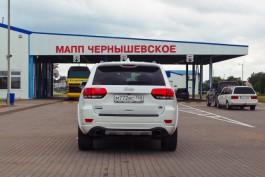 Жителей региона предупреждают о возможных очередях на границе с Литвой в пятницу и субботу