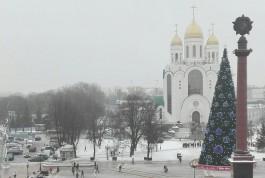 Часть площади Победы передадут РПЦ для установки памятника князю Владимиру