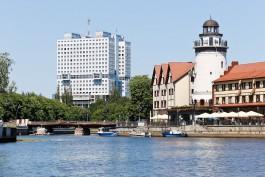Калининград вошёл в топ-5 российских городов для отдыха без автомобиля