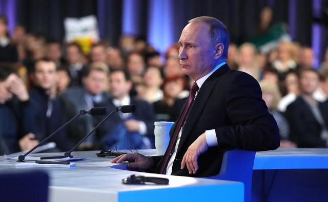Путин: ЕС делает для Калининграда энергетические проблемы