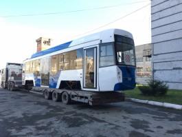 Уральский завод начал тестировать трамвай, который предлагали Калининграду