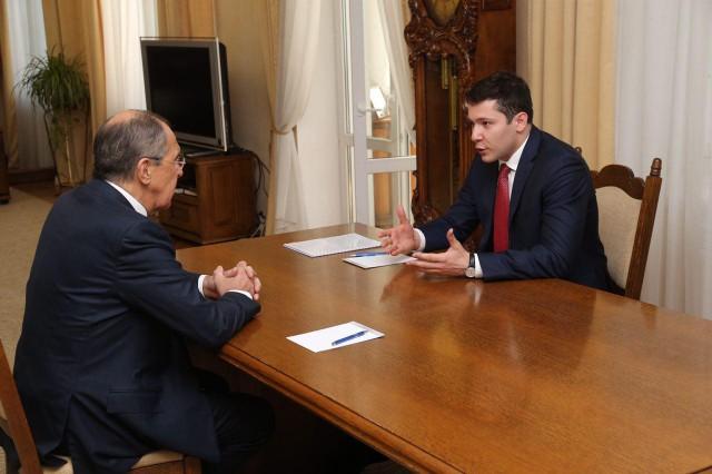 Лавров поведал осроке действия электронных виз вКалининград
