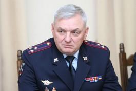 Руководителем Нацгвардии в Калининградской области стал полковник из Москвы