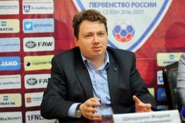 «Янтарная форма»: Шендерюк-Жидков рассказал о титульном спонсоре «Балтики»