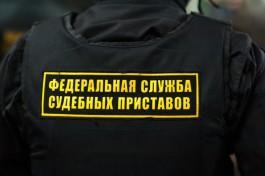Судебные приставы арестовали 19 участков у жителя Багратионовска из-за долга в 778 тысяч рублей