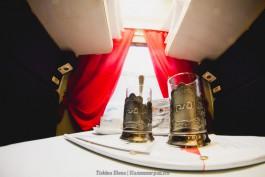 «Досмотр в пути»: КЖД запустила эксперимент по ускорению поезда «Янтарь»
