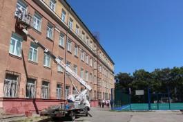 В Калининграде эвакуировали школу №4 из-за подозрительного предмета (обновлено)