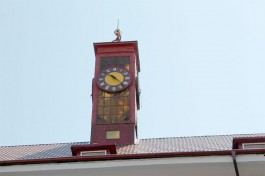 В Калининграде запустили башенные часы, остановившиеся в конце Второй мировой войны
