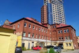 «Новая высота»: на улице Стекольной снесут немецкое здание для строительства девятиэтажки