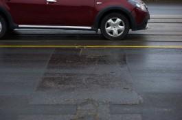 На улице Герцена снизили скоростной режим после жалоб местных жителей