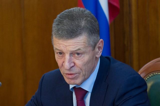 ВКалининград срабочим визитом прибыл Дмитрий Козак