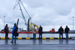 Росморпорт не смог найти подрядчика для сохранения недостроенного порта в Пионерском