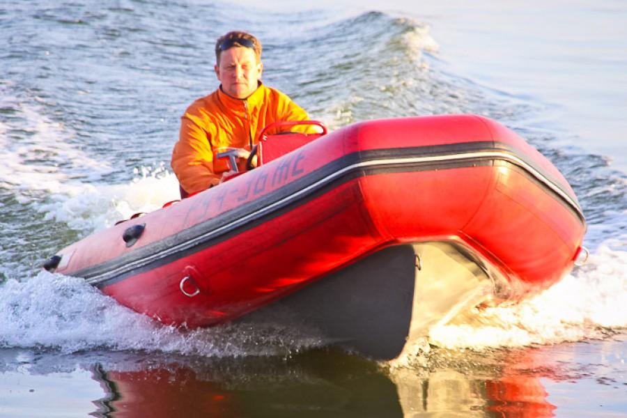 минимальный размер лодки для выхода в море