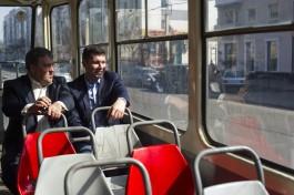 Алиханов: После окончания лизинга автобусов высвободятся сотни миллионов рублей, которые можно направить на трамваи