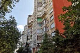 В Калининграде показали, как будет выглядеть десятиэтажка напротив Рыбной деревни