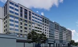Капремонт домов вокруг сквера у бывшего ДКМ в Калининграде начнут в июне