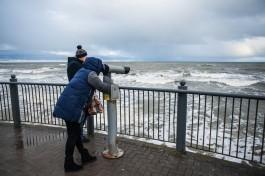 Вечером в воскресенье в Калининграде ожидается усиление ветра