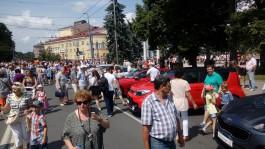 «Респектабельные модели»: как АВТОТОР принял участие в Дне города Калининграда