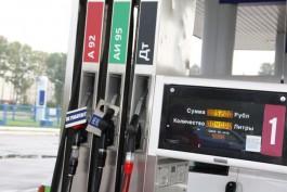 За год бензин в Калининградской области подорожал на 9%, «дизель» — почти на 15%