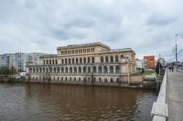 Сбербанк рассматривает возможность финансирования строительства Биржевого моста в Калининграде