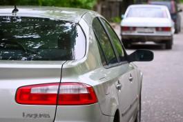 В июне в Калининграде запретят парковку на улицах Белинского и Бассейной