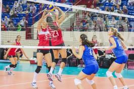 Правительство: На соревнования по волейболу в Калининград приедут тысячи поляков