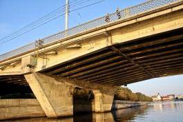 Власти Калининграда планируют в 2018 году отремонтировать эстакадный мост