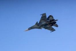 Истребители «отогнали» бомбардировщики США от границ России над Балтийским морем