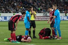 «Чувствительная потеря»: как «Балтика» не сумела переиграть «Химки» на новом стадионе