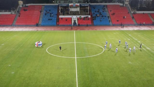 «Балтика» проиграла «Соколу» изавершила 1-ый круг на заключительном месте