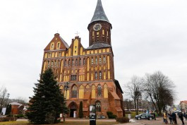 В Кафедральном соборе Калининграда пройдёт концерт памяти президента Гданьска
